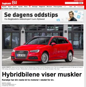 Hybridbilene-viser-muskler