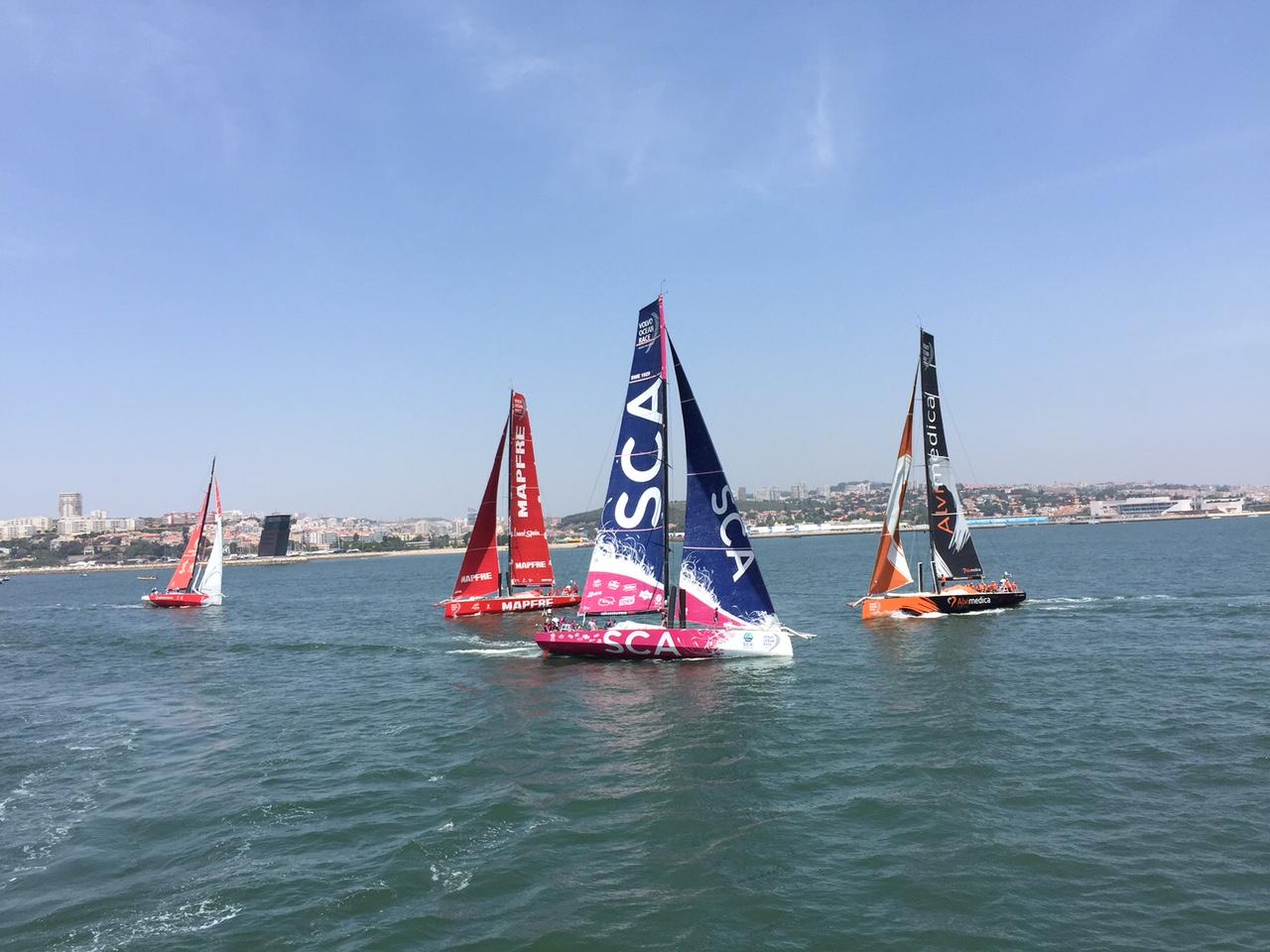 Volvo-Ocean-Race-stop-over-Herland